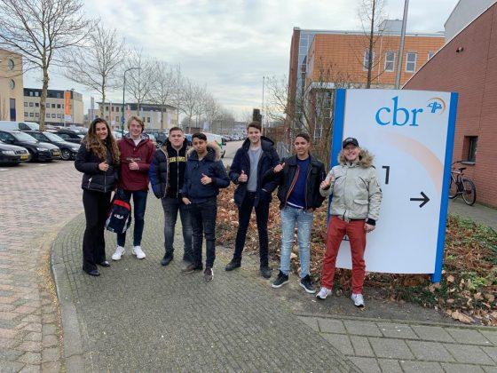 Scooter theorie 1 dag Rotterdam